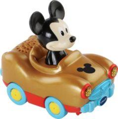Bruine VTech Toet Toet Auto's Disney Mickey wonderland auto