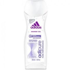 Adidas Vrouw Adipure Douchegel - 250 ml