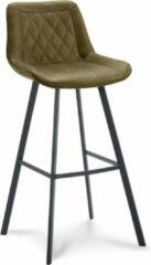 Happy Chairs - Barkruk Xavi ZH80 - Bull Grafiet