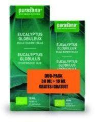 Purasana Eucalyptus Globulus Duopack Bio (40ml)