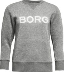 Bjorn Borg CREW B SPORT Dames Loungewear trui - Grijs - Maat 42