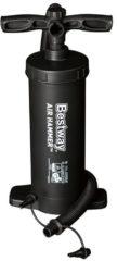 Bestway Handpomp - Flexibele slang met 3 ventieladapters - Zwart