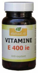How2behealthy Elvitaal Vitamine E400 - 90 Capsules - Vitaminen