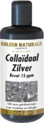 Golden Naturals Colloïdaal Zilver (200 milliliter)