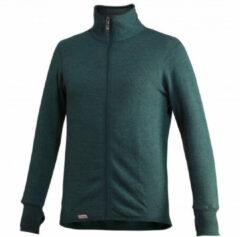 Woolpower - Full Zip Jacket 400 - Wollen jack maat XXS, grijs/zwart/blauw/zwart/grijs/rood/zwart/roze/rood/grijs/blauw/z