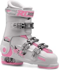 Roces Ski schoenen - Maat 36-40--CONVERTMeisjesKinderen - wit/roze