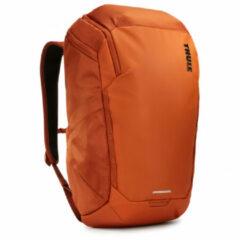 Thule - Chasm Backpack 26L - Dagrugzak maat 26 l, rood/oranje