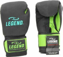 Legend Sports Bokshandschoenen Legenddry & Protect Groen/zwart 16oz