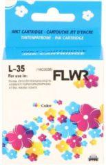 FLWR - Inktcartridge / 35XL / Kleur - Geschikt voor Lexmark