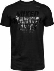 Venum T-Shirt MMA VT Zwart Large