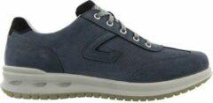 Grisport 43011-06 blauw wandelschoenen heren (43011-06)