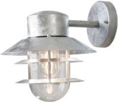 Konstsmide Modena 7310-320 Buitenlamp (wand) Energielabel: Afhankelijk van de lamp Spaarlamp, LED E27 60 W Verzinkt