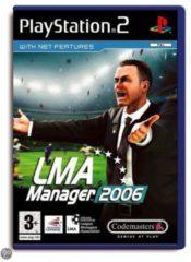 Codemasters LMA Manager 2006 /PS2