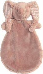 Roze Happy Horse Elephant Emily Tuttle knuffeldoekje