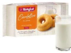 Heinz italia Biaglut ciambellina al latte 180 g