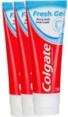Colgate Blue Fresh Gel Tandpasta 3x 75 ml
