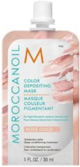 Moroccanoil - Color Depositing Mask - Rose Gold - 30 ml