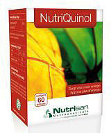 Nutrisan Nutriquinol 50 mg 60 Softgel