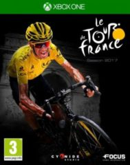 Focus Home Interactive Tour de France 2017 Xbox One (FHI082.BX.RB)