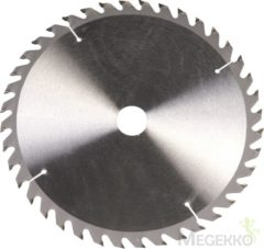 Ferm MSA1028 Cirkelzaagblad Diameter:255 mm Aantal tanden:40 Dikte:2 mm