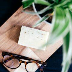 Brickell Men's Mint Soap Scrub Bar 114 gr.