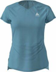 Odlo functioneel shirt ceramicool Smoky Blue-l