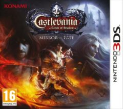 Nintendo Castlevania Lords of Shadow Mirror of Fate
