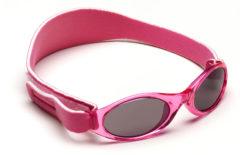 Baby Banz KidsBanz UV zonnebril Kinderen - Roze - Maat 2-5 jaar