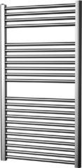 Douche Concurrent Designradiator Plieger Palermo 111.1x60cm 424 Watt Chroom Zijaansluiting