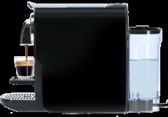 Zwarte Mestic espresso machine ME-80