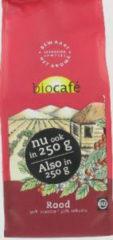 Merkloos / Sans marque Biocafe Rood gemalen 250 gram