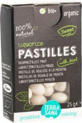 Terrasana Droppastilles mint 25 Gram
