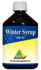SNP Winter syrup 250 Milliliter