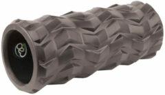 Fitness-mad Foamroller Tread 32 X 13,5 Cm Eva Foam Zwart