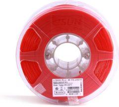 Rode ESun PLA+ Red - 1.75mm - 3D printer filament