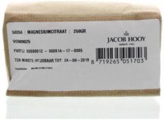 Jacob Hooy Magnesiumcitraat Poeder (250g)