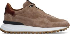 Floris Van Bommel Heren Lage sneakers 16301 - Beige - Maat 42
