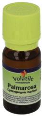Zwarte Yogi & Yogini Volatile Palmarosa - 10 ml - Etherische Olie