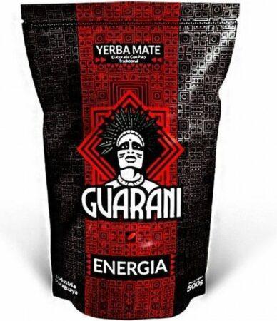 Afbeelding van Guarani Energia - Yerba mate - Guarana Vrucht - 500 gram