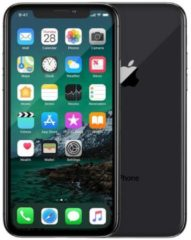 Grijze Apple Refurbished Leapp Refurbished Apple iPhone X - 256 GB - Space Gray - Zichtbaar gebruikt - 2 Jaar Garantie - Refurbished Keurmerk