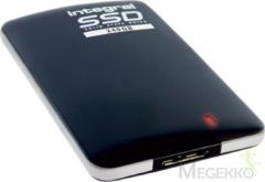 Zwarte INTEGRALE SSD draagbare 240 GB externe harde schijf Flash USB 3.0 - Ultracompact schokbestendig - Hoge snelheid tot 460 MB / s
