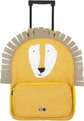 Trixie Mr. Lion Travel Trolley yellow Zachte koffer