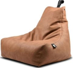 Bruine B-bag extreme lounging Extreme Lounging B-bag Old Age Leather Chestnut Tan