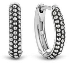 Zilveren Ti Sento Milano Creolen van zilver 7759SB