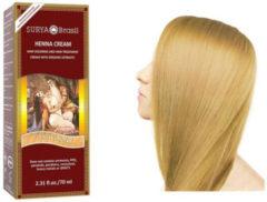 Surya Brasil Henna Haarverf Creme Licht Blond (70ml)