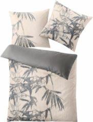 Wendebettwäsche, Kleine Wolke, »Novero«, mit floralem Motiv