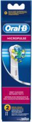 Braun, OralB OralB Bürstenaufsätze-Set (EB25-2 Floss action) für Zahnbürste 64708764, EB25-2
