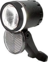 Zwarte Trelock LS 233 Veo Dynamo Front Light - Voorlampen