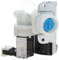 Tegran Einlassventil (doppelt, gerade) für Waschmaschine 481228128468