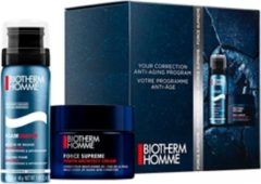 Biotherm Homme Force Supreme Rebuilder Lote 2 pz